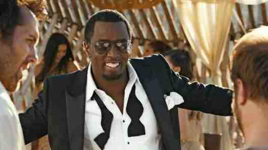"""The FIAT Brand debuts new Fiat 500L global advertising campaign """"Mirage"""" featuring Sean """"Diddy"""" Combs on Thursday, February 13. (PRNewsFoto/Chrysler Group LLC)"""