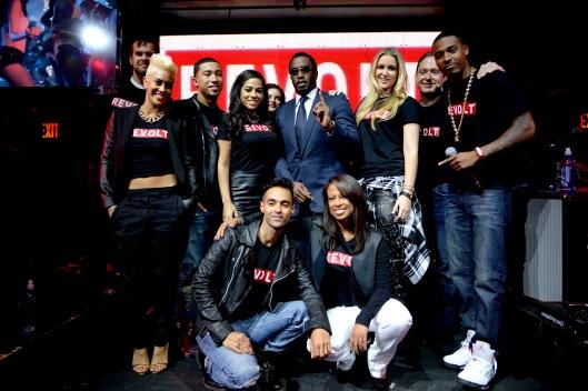 REVOLT TV First Annual Upfront Presentation