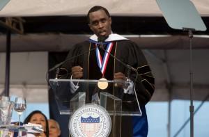 Howard University Commencement Ceremony 2014