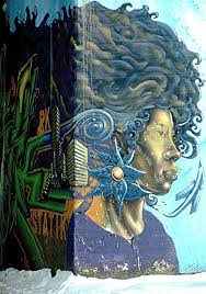 Street Art. by D. Jackson Chicago West Side