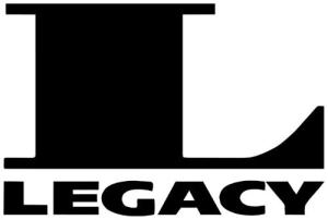Legacy Recordings logo. Division of SONY Music Entertainment.  (PRNewsFoto/Legacy Recordings)