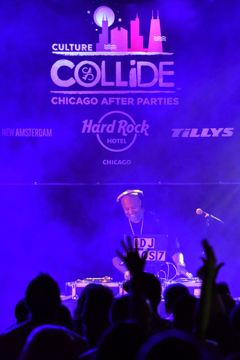 Hard Rock Hotel Chicago After-Parties Presented By Culture Collide
